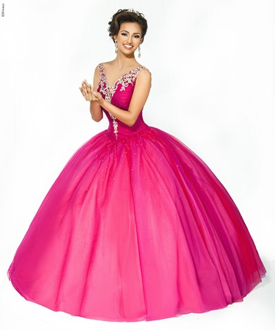 2015 Disney Royal Ball Spring Quincea 241 Era Dress Collection