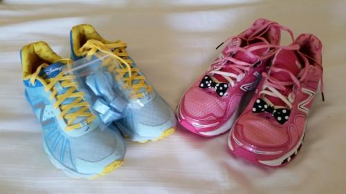 my new balance shoes