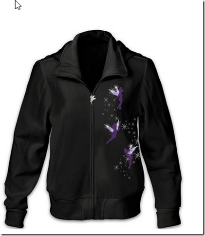 2015-01-14 21_20_27-Believe In The Magic Tinker Bell Women's Hoodie by The Bradford Exchange at Amaz