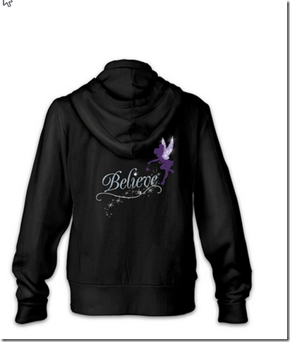 2015-01-14 21_21_06-Believe In The Magic Tinker Bell Women's Hoodie by The Bradford Exchange at Amaz