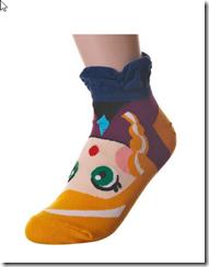 2015-02-10 03_08_49-Danischoice Cute Cartoon Character Socks Princess Series (5pair) at Amazon Women