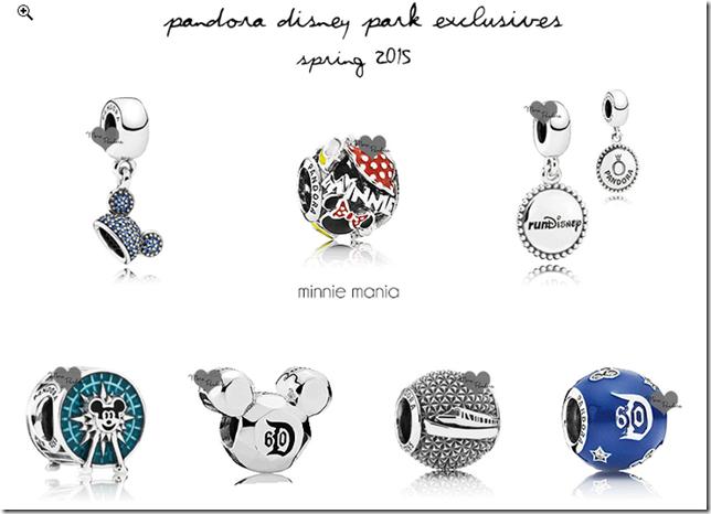 Spring 2015 Disney Pandora Collection Sneak Peak