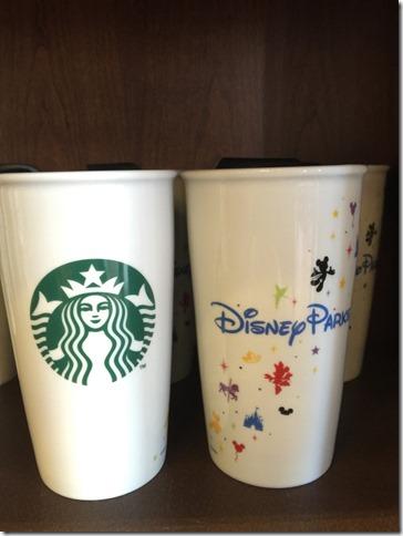 Starbucks Disney S Hollywood Studios And Ceramic Tumblers