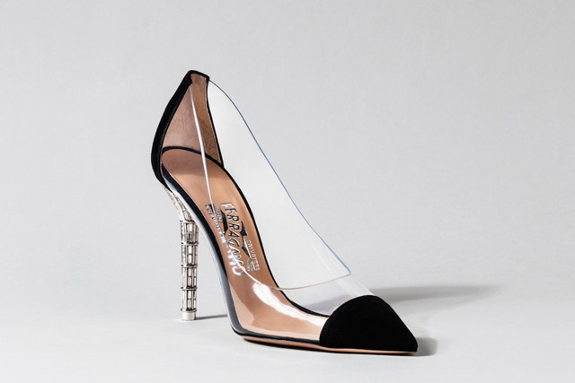 Ferragamo Real Womens Shoe