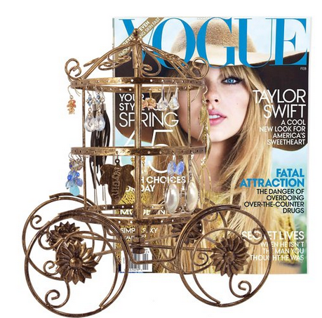 2015-03-13 13_32_29-Amazon.com_ Cinderella Rotating Carriage Jewelry Storage _ Earring Organizer _ B