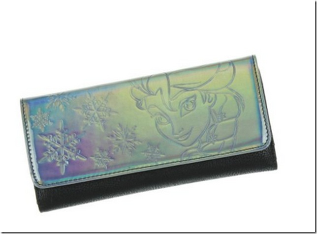 2015-03-31 04_46_43-Amazon.com_ Disney Frozen Silver Glitter Iridescent Trifold Wallet With Embossed