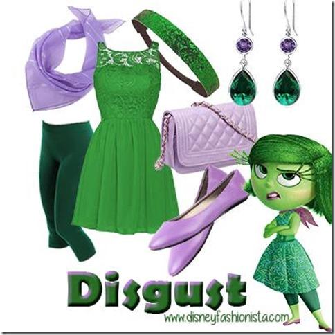 disney bounding disgust