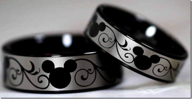 disney rings perfect for your dream disney wedding - Disney Wedding Ring