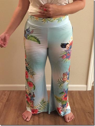 lilo adn stitch breezy pants