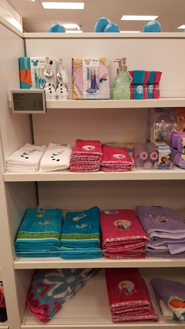 Kohls 40 Off Disney Bathroom Accessories Is On