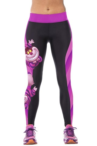 Disney Discovery- Disney Workout Pants