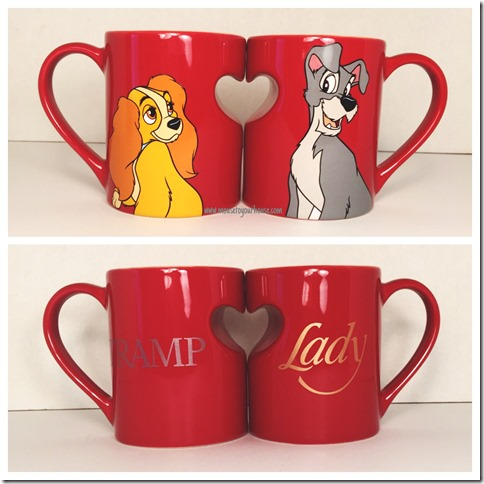 Disney discovery disney couples mugs - Walle and eve mugs ...