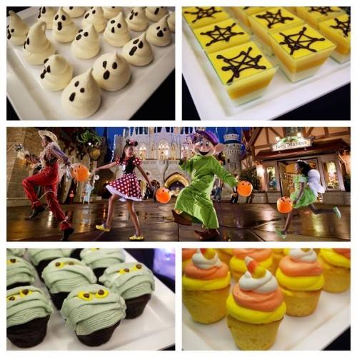 Hallow Wishes Premium Dessert Party