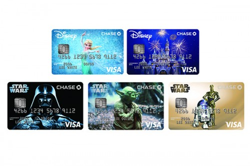 Star Wars Disney Visa