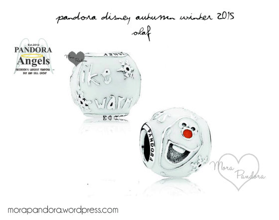 More new disney pandora charms expected this fall 2015 for How much does pandora jewelry pay