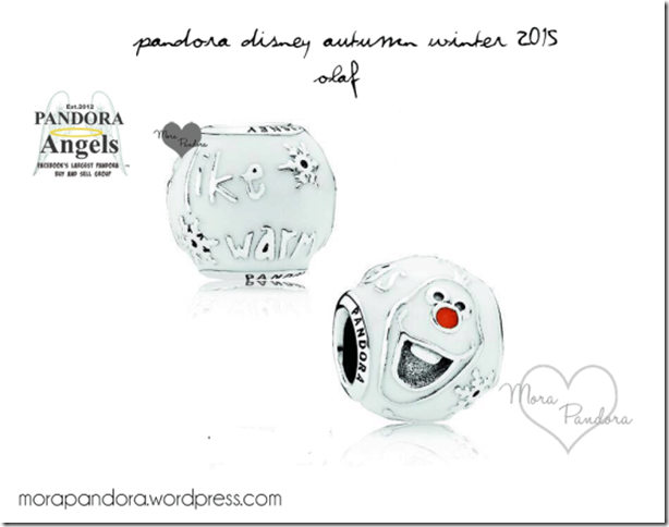 pandora-disney-autumn-winter-2015-olaf-frozen