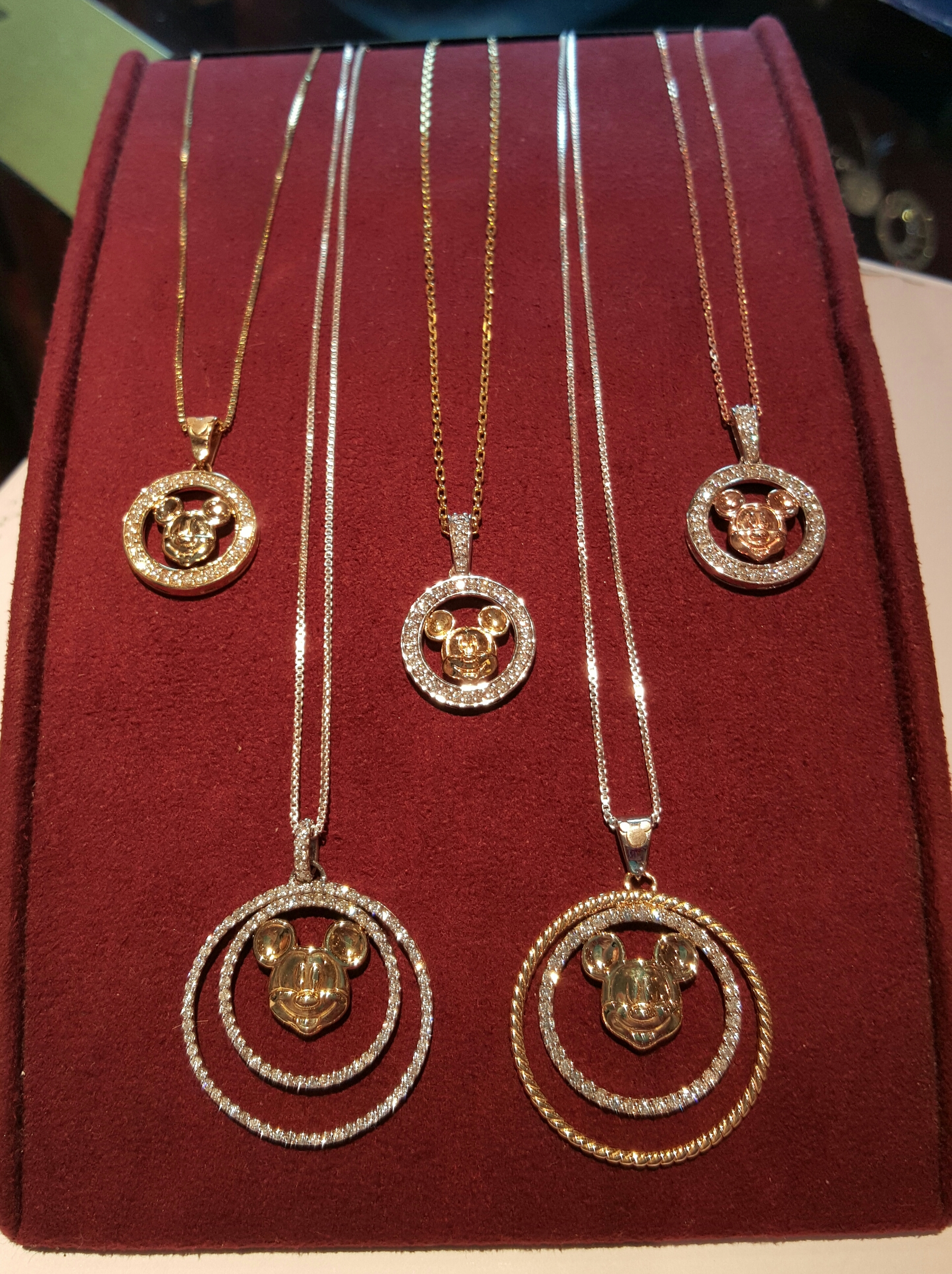 Disney fine jewelry you can only get on the high seas for What is fine jewelry