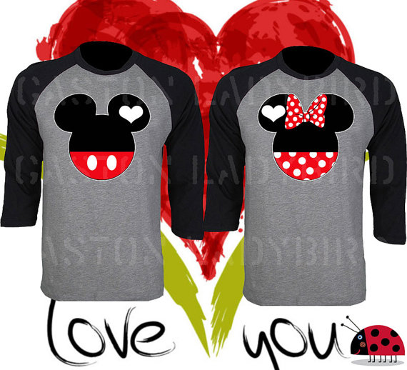 Disney Couples Shirts You Must Have Now Starting At 3 99
