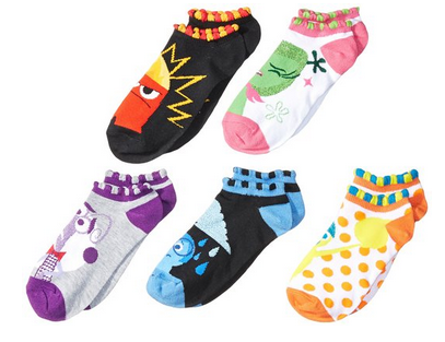 2015-10-09 02_50_57-Disney Inside Out Characters No-Show Socks 5 Pair at Amazon Women's Clothing sto
