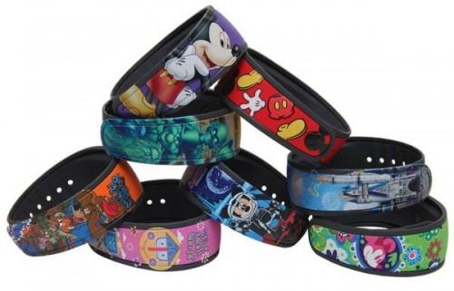 Customizable Magic Bands