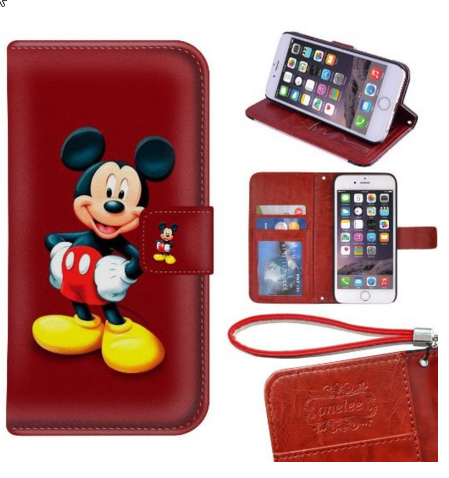 2015-11-09 09_59_29-Amazon.com_ iPhone 6 Wallet Case[4.7 inch], Onelee - Mickey Mouse Premium PU Lea