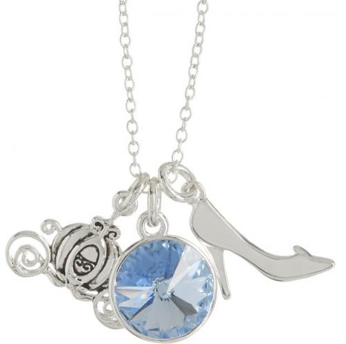 2015-11-27 14_05_33-Amazon.com_ Disney Cinderella 3 Charm Pendant Necklace Silver tone_blue_ Jewelry