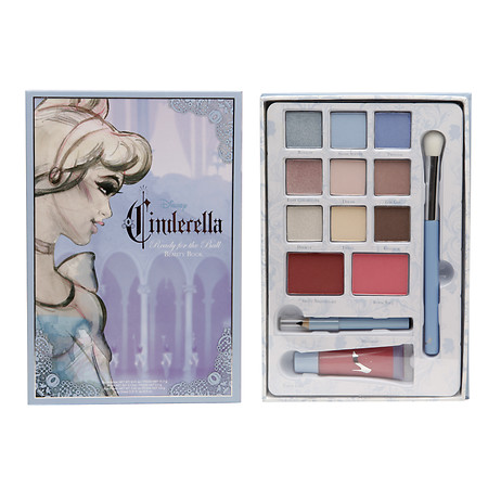 Cinderella Collection Is The Latest Disney Makeup Collection For ...