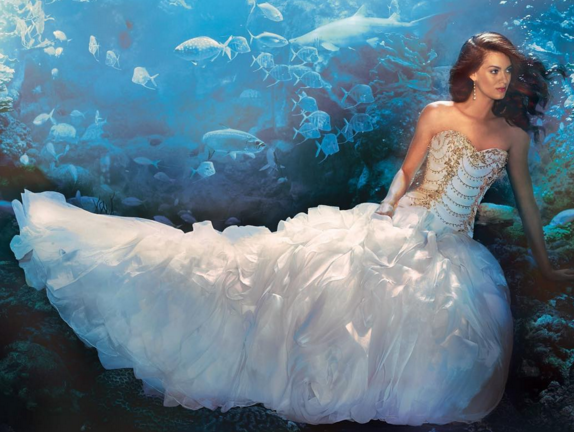 A Different Look At The Alfred Angelo Disney Bridal