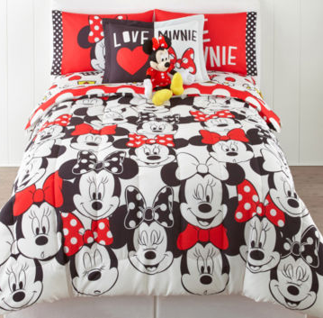 2015-12-12 10_01_30-Disney® Minnie Mouse Who Am I Twin_Full Reversible Comforter + BONUS Sham - JCPe