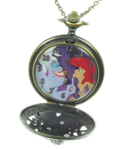 2015-12-23 10_17_32-Amazon.com_ Disney The Little Mermaid Ursula Pocket Watch Necklace_ Jewelry