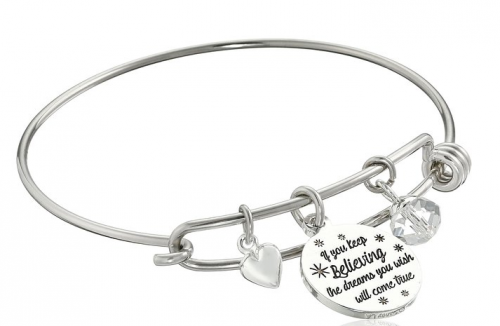 2015-12-27 11_14_49-Amazon.com_ Disney Stainless Steel Catch Bangle with Silver Plated Cinderella Ca