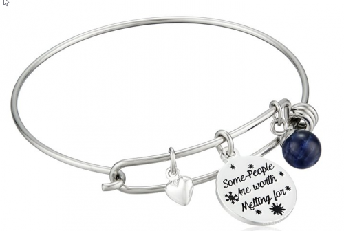 2015-12-27 11_22_54-Amazon.com_ Disney Stainless Steel Catch Bangle with Silver Plated Olaf _Some Pe