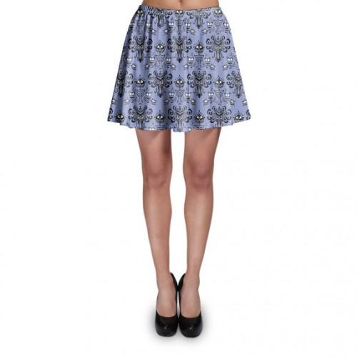 RainbowRules Haunted Mansion Skirt