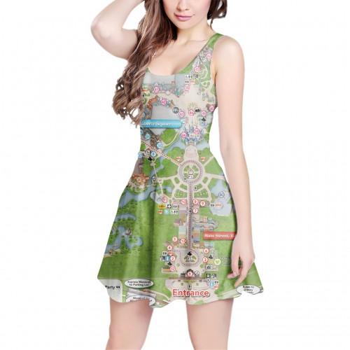 RainbowRules Magic Kingdom Dress