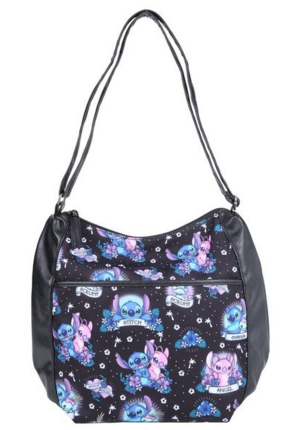 Disney Discovery- Loungefly Stitch Hobo Bag
