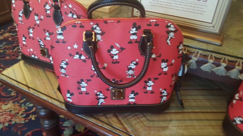 retro mickey and minnie dooney and bourke bag