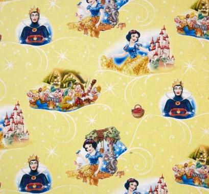 2016-02-23 05_29_15-Amazon.com_ Disney Snow White with 7 Dwarves Yellow Fabric