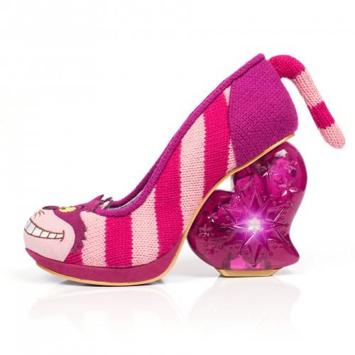 Chesire Cat Heel 2