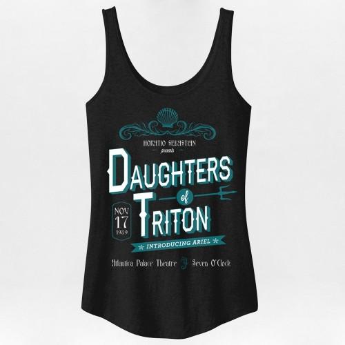Daughters of Triton Tank