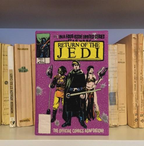Return of the Jedi Book Clutch