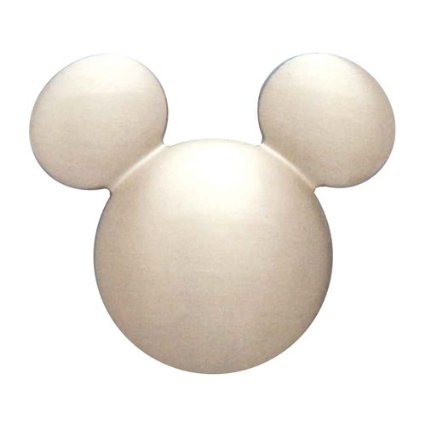 Disney Discovery Mickey Mouse Cabinet Knobs