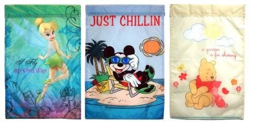 Disney Discovery Disney Garden Flags