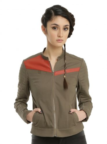 Rebel Jacket front