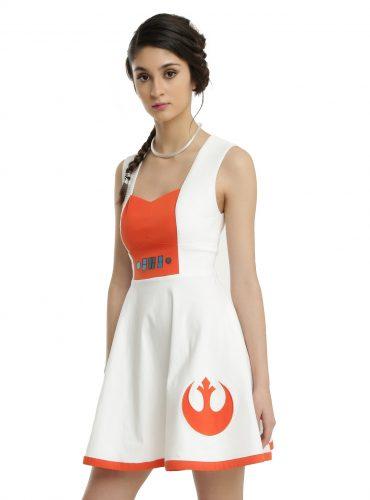 Rebel White Dress