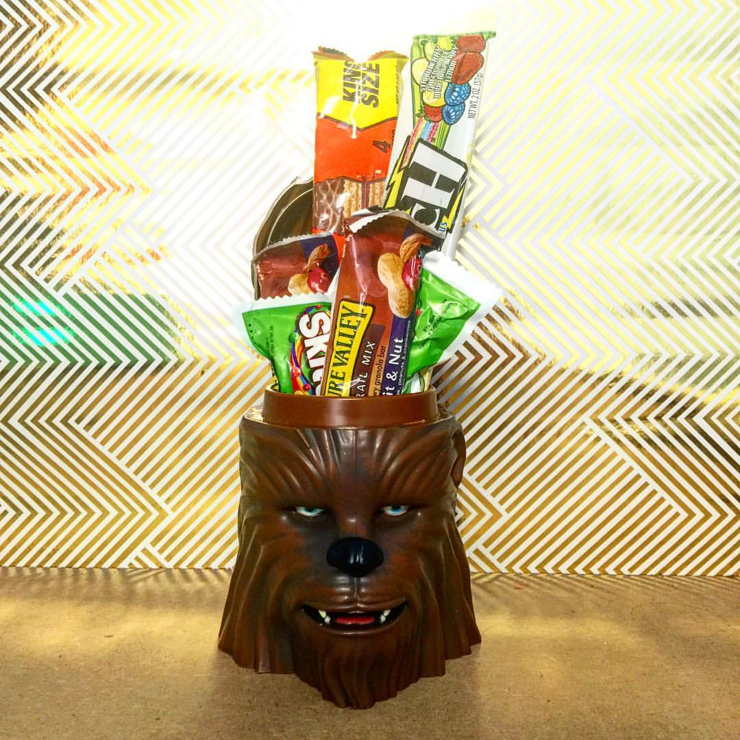Chewbacca May The 4th Be With You: May The 4th Be With You Chewbacca Gift Baskets Available Now