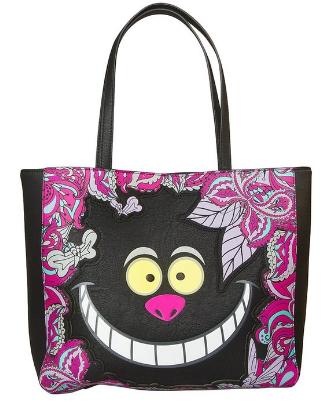2016-05-29 01_24_40-Loungefly Disney Alice In Wonderland Cheshire Face Tote_ Handbags_ Amazon.com