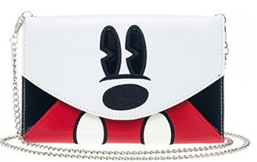 2016-05-30 00_45_35-Disney Mickey Mouse Big Face Envelope Wallet w_ 48_ Chain at Amazon Women's Clot
