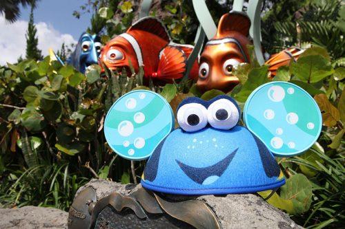 Dory Ear Hat
