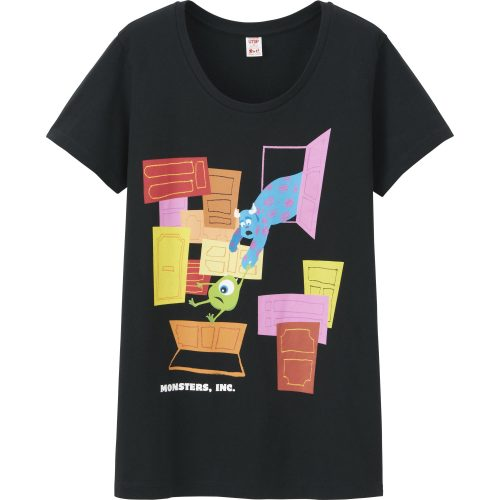Disney Pixar Partners With Uniqlo For Global T Shirt
