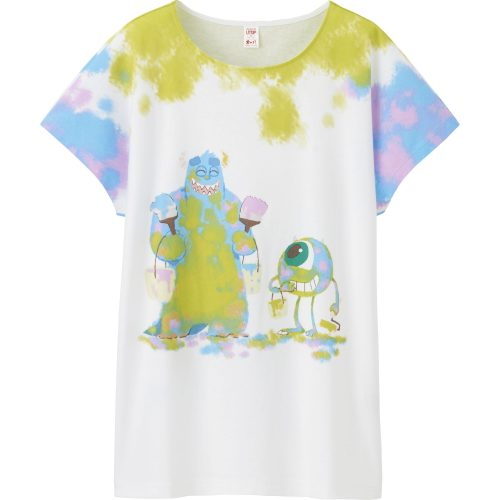 Womens Monsters Inc Paint